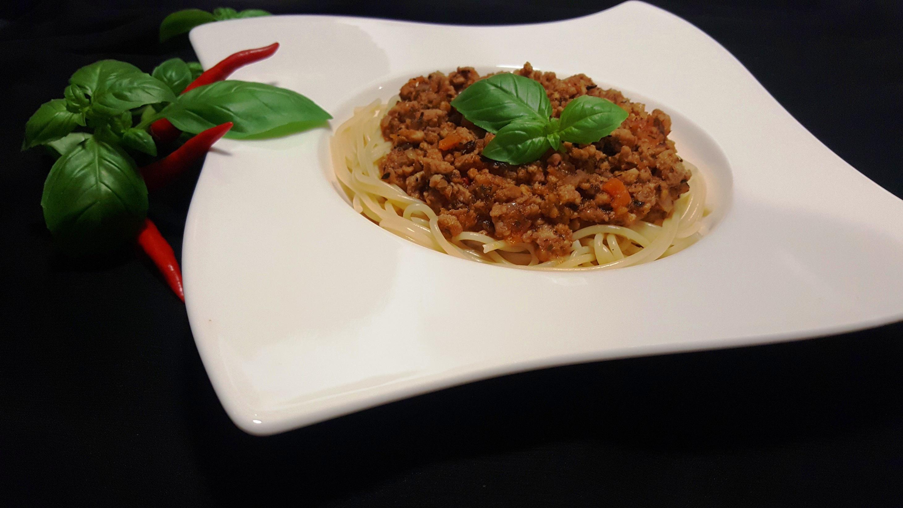 Spaghetti Bplognese