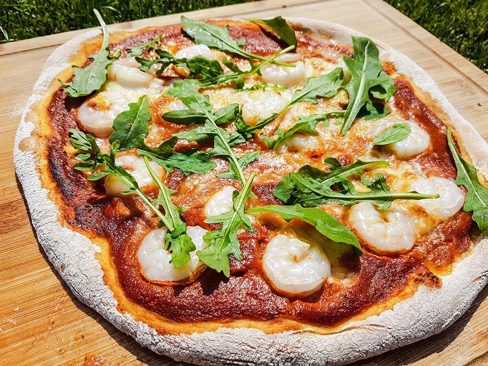 Klasyczna Włoska Pizza